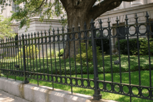 Advantages of Metal Fencing Over Wood Fencing